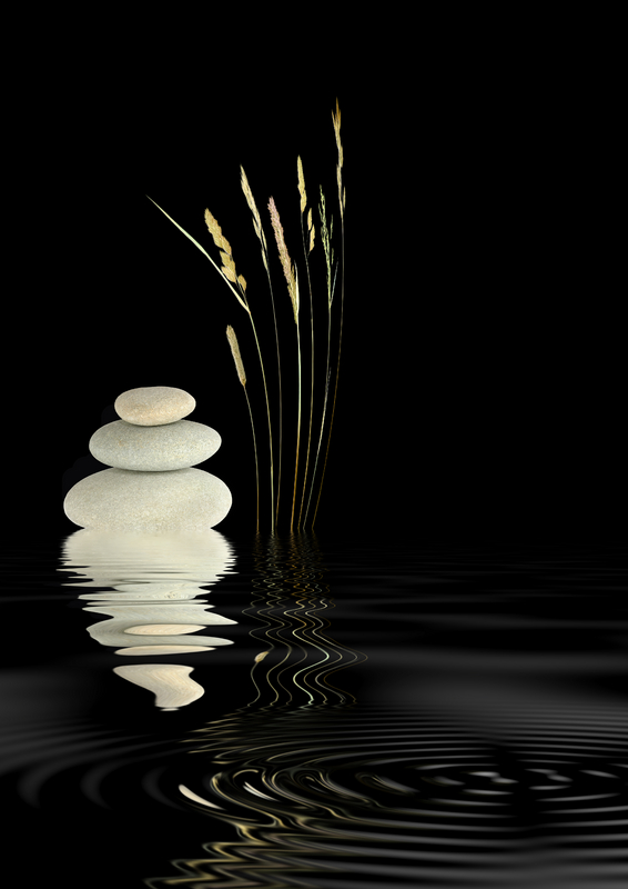 Feng Shui Dreams, rocks and water